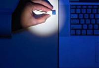 Covert hard drive fragmentation embeds a spy's secrets.